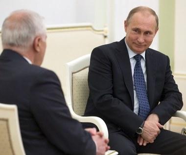 Herbst: Majdan zniweczył plany Putina, dlatego dokonał inwazji na Ukrainę