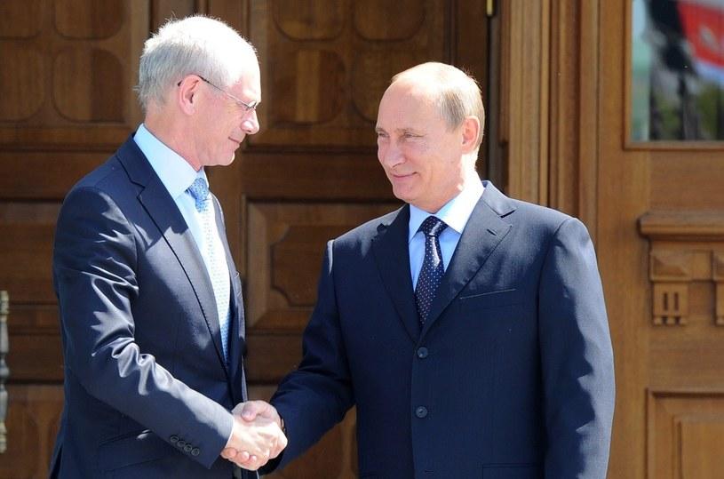 Herman Van Rompuy był jednym z uczestników szczytu G20, którzy w upominkach otrzymali urządzenia szpiegowskie /AFP