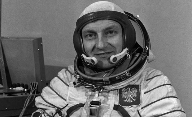 Hermaszewski w rocznicę zakończenia misji kosmicznej: Trochę męczy mnie bycie jedynym
