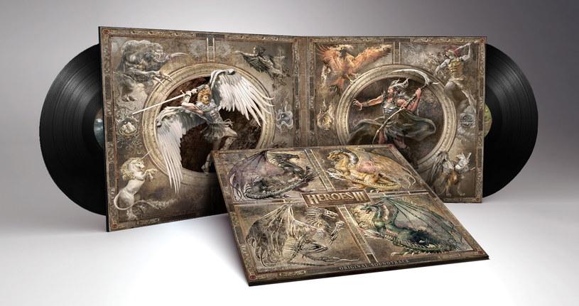 Heroes of Might & Magic III - soundtrack na winylu /materiały prasowe