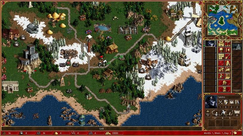 Heroes of Might and Magic III /materiały prasowe