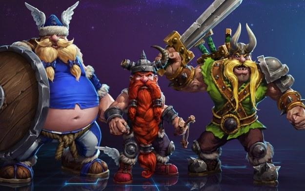 Heroes of the Storm /materiały prasowe
