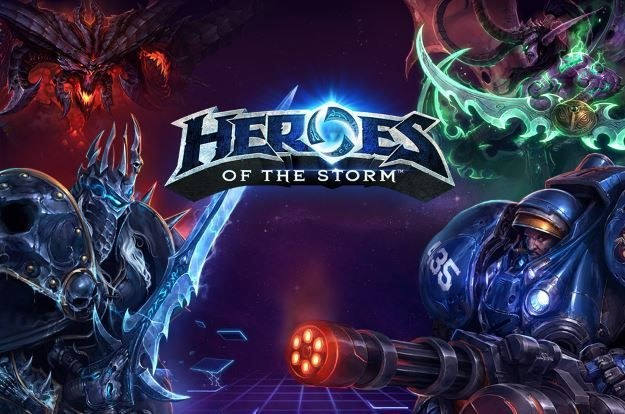 Heroes of the Storm /materiały prasowe