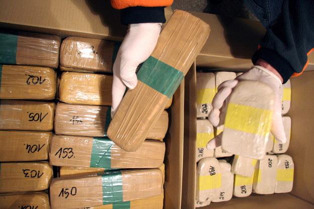 Udaremniony rekordowy transport heroiny. Ponad 423 kg