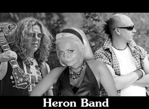 Heron Band zagra na dużej scenie Rawy Blues /Oficjalna strona zespołu