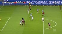 Hertha Berlin - Eintracht Frankfurt 1-3 - skrót (ZDJĘCIA ELEVEN SPORTS). WIDEO