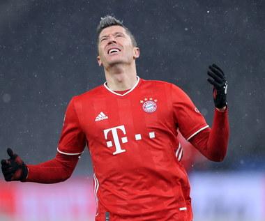 Hertha BSC - Bayern Monachium 0-1 w meczu 20. kolejki Bundesligi. Lewandowski nie wykorzystał rzutu karnego