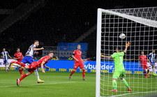 Hertha BSC - Union Berlin 4-0 w meczu 27. kolejki Bundesligi