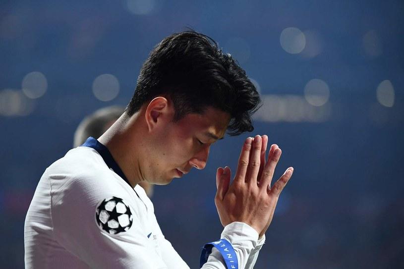 Heung-Min Son /AFP