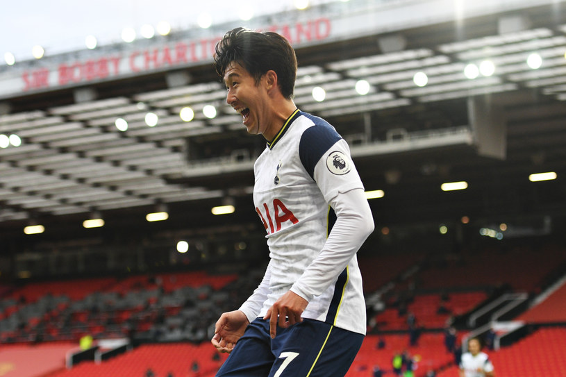 Heung-Min Son /Getty Images
