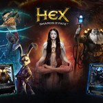 HEX: Shards of Fate – dostępny na platformie Steam