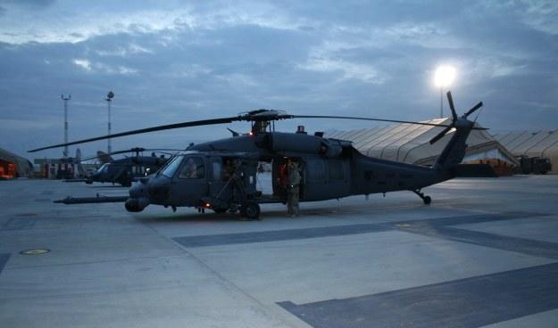 HH-60 Pave Hawks /AFP