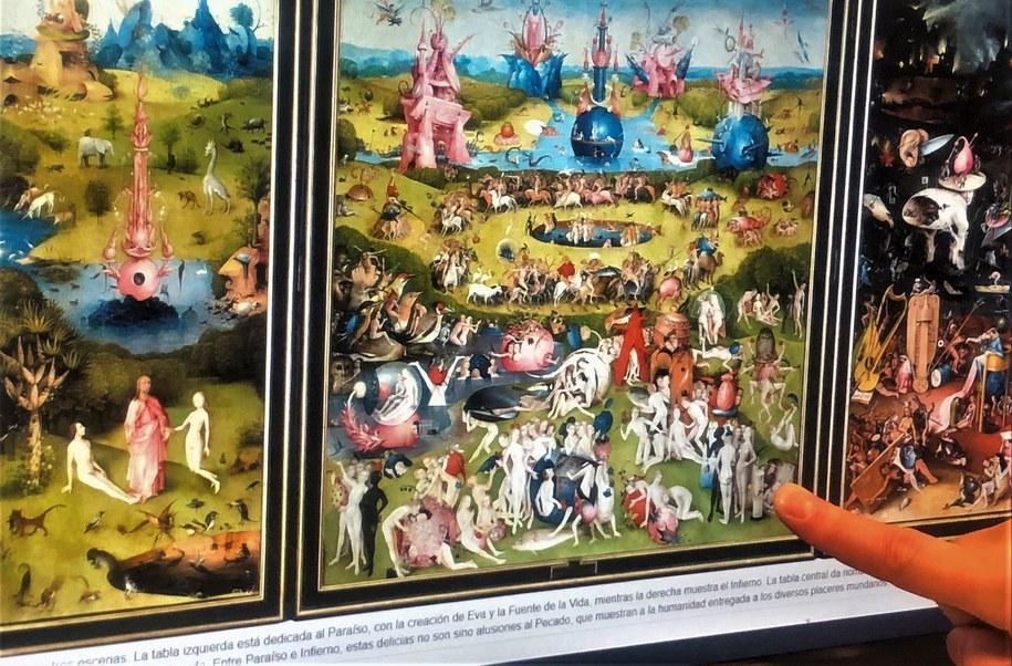 """Hieronymus Bosch """"Ogród rozkoszy ziemskich"""" /RMF FM /"""