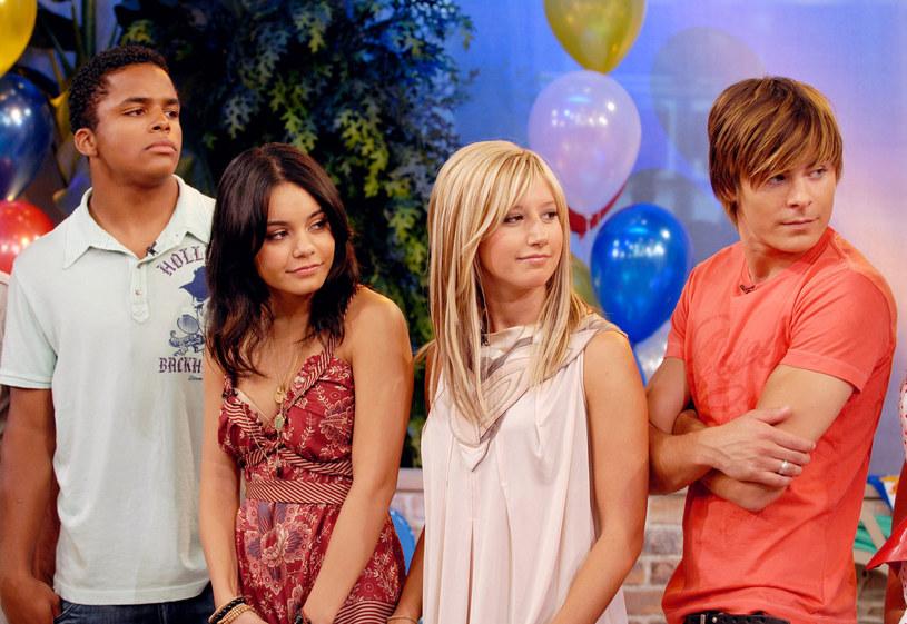 """""""High school musical"""" wypromowało wiele gwiazd. Wśród nich była Ashley Tisdale /Everett Collection /East News"""