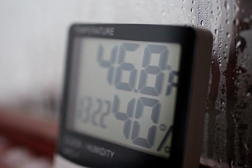Higrometr wskaże poziom wilgotności powietrza /123RF/PICSEL
