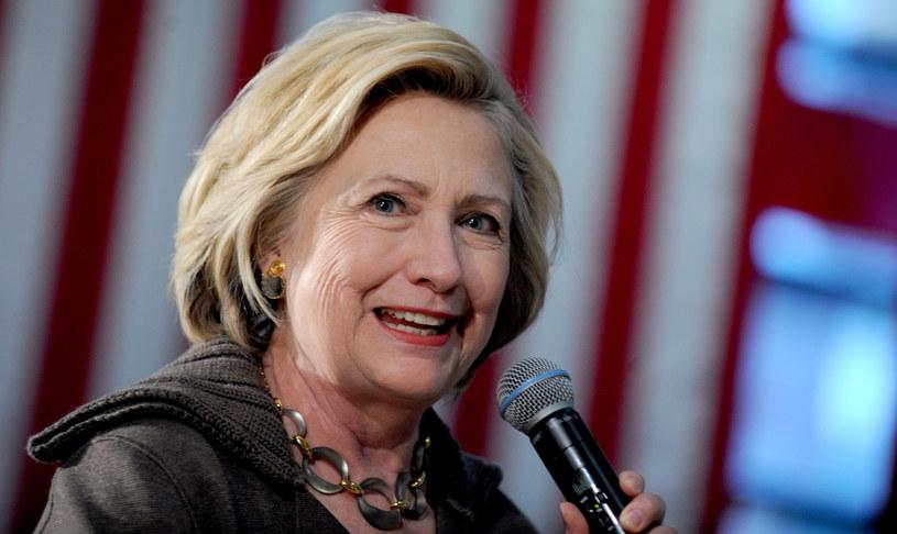 Hilary Clinton wie, jak odżywiać się zdrowo /Dennis Van Tine    /East News