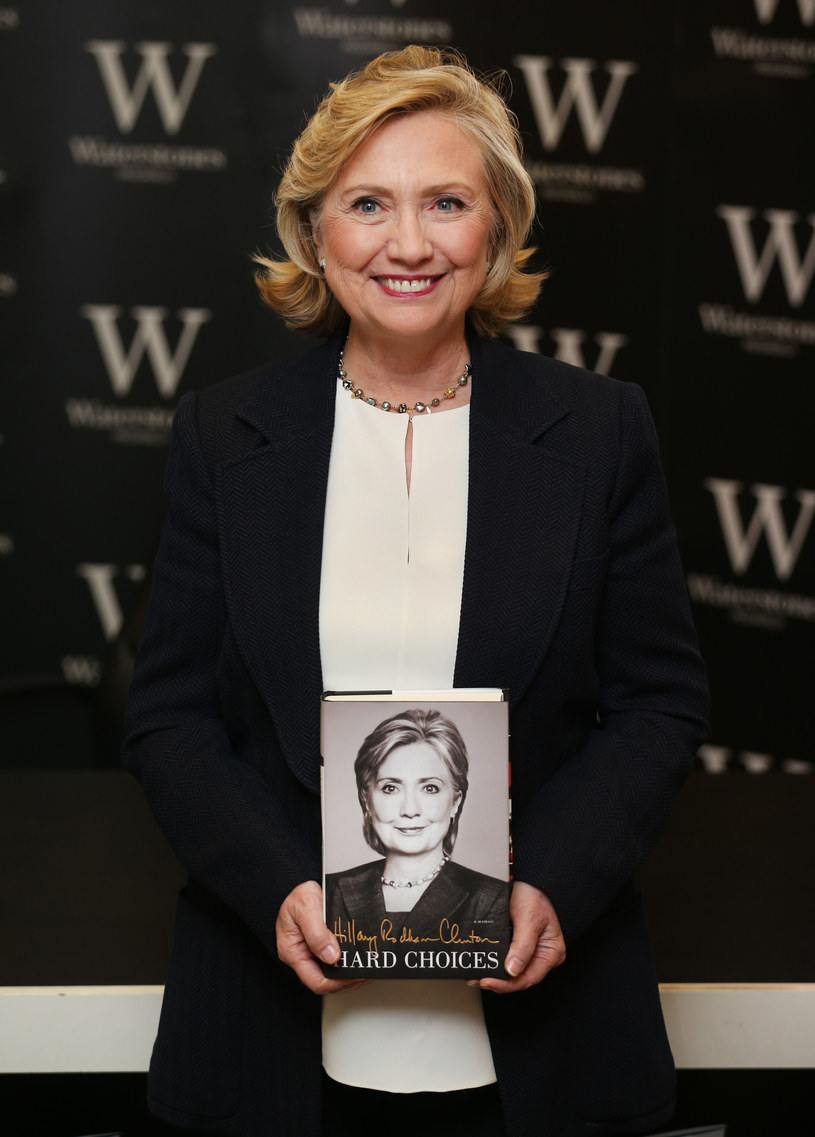 Hilary Clinton /Getty Images