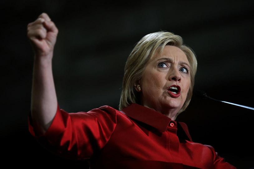 Hilary Clinton /AFP
