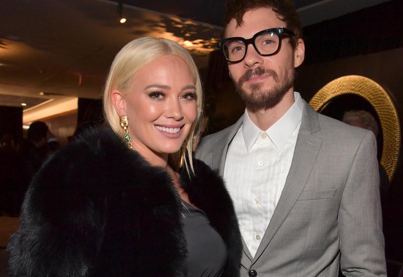 Hilary Duff i Mattew Koma /Lester Cohen /Getty Images