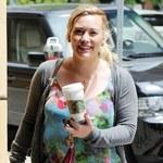 Hilary Duff nie chce schudnąć po ciąży