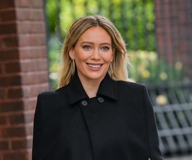 Hilary Duff pozwoliła swojemu 9-letniemu synowi, by towarzyszył jej przy porodzie