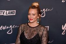 Hilary Duff promienieje w ciąży!