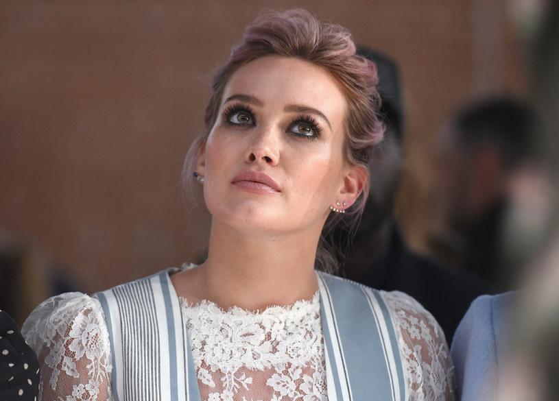 Hilary Duff zagra Sharon Tate /Noam Galai /Getty Images
