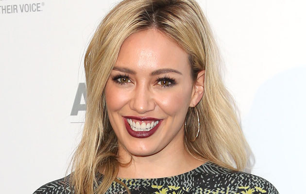 Hilary Duff /Frederick M. Brown /Getty Images