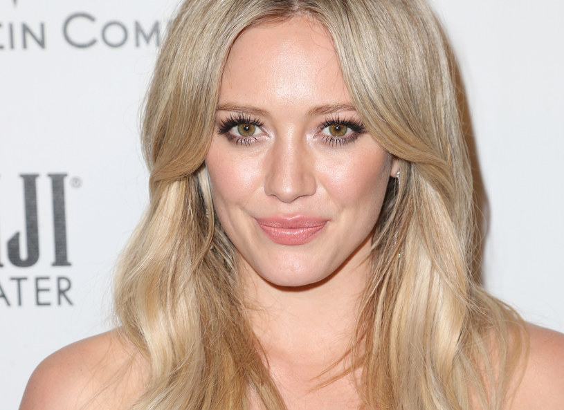 Hilary Duff /Getty Images