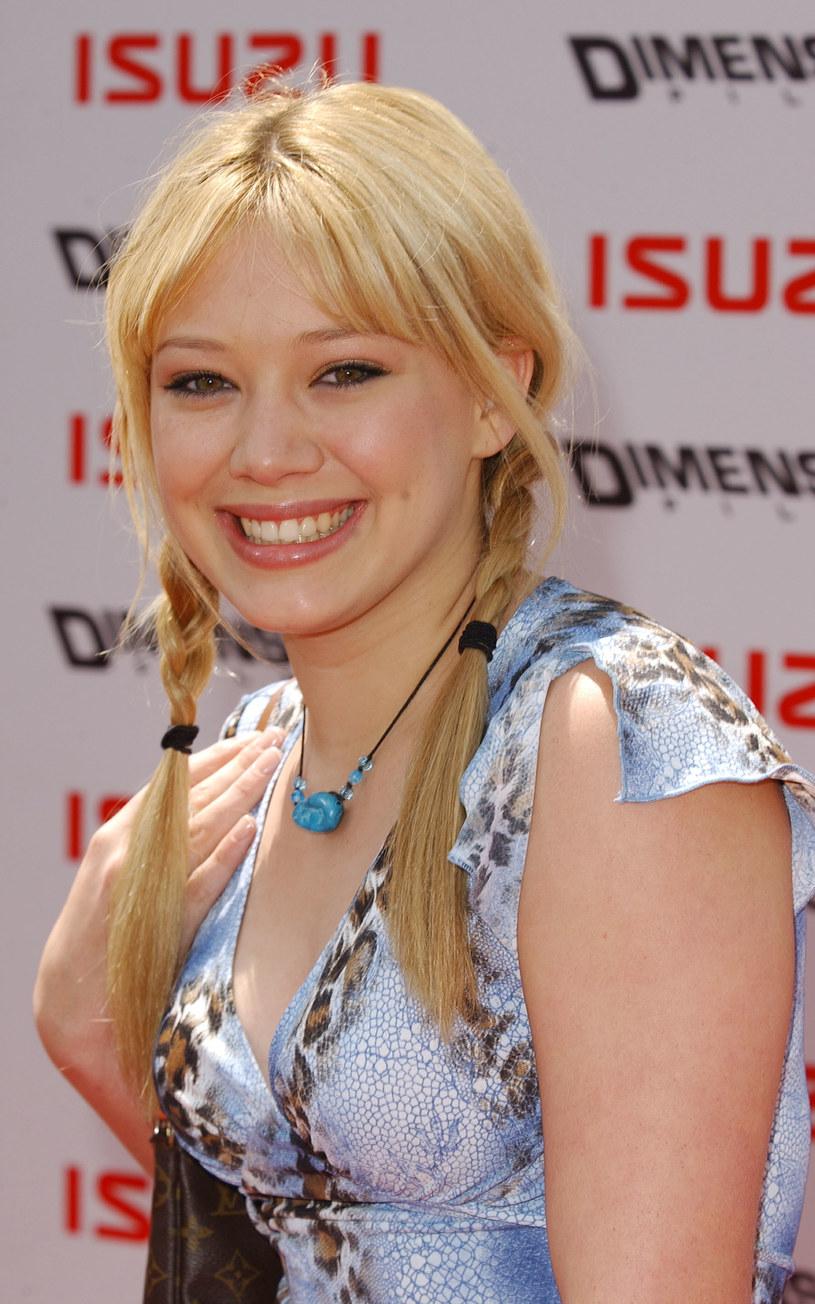 Hilary Duff /Robert Mora /Getty Images