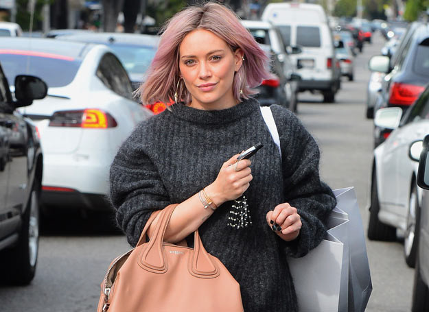 Hilary Duff /All Access Photo /East News
