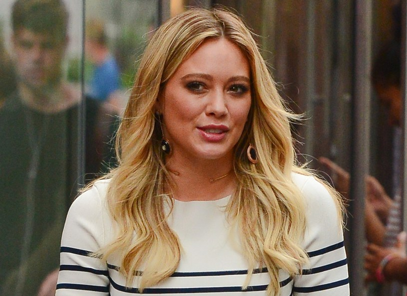 Hilary Duff /Splash News /East News