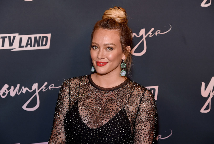 Hilary Duff /Jamie McCarthy /Getty Images