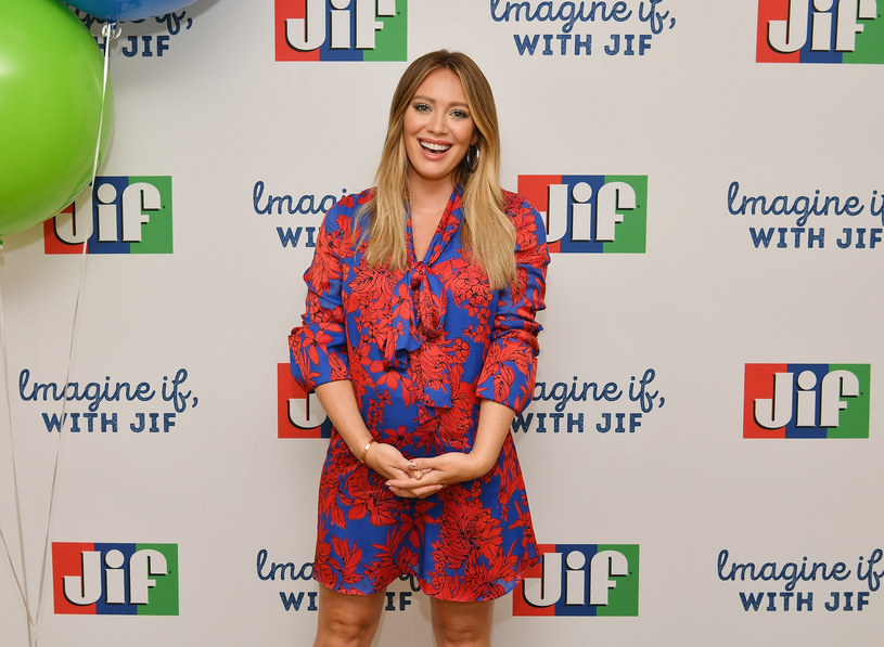 Hilary Duff /Dia Dipasupil /Getty Images