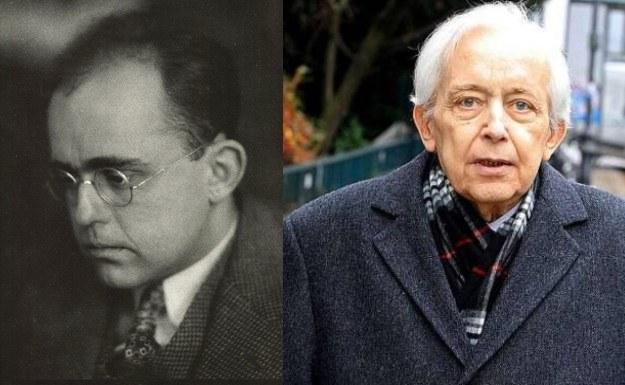 Hildebrand Gurlitt (fot. AP Photo/Kunstsammlungen Zwickau) oraz Cornelius Gurliitt (fot. Bild.de) /East News