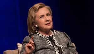 Hillary Clinton ostrzega: Putin może być niebezpieczny