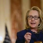 Hillary Clinton popiera Julię Tymoszenko