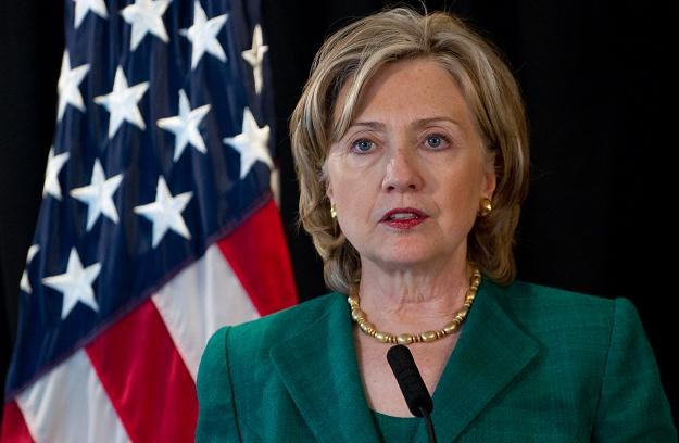 Hillary Clinton, sekretarz stanu USA /AFP