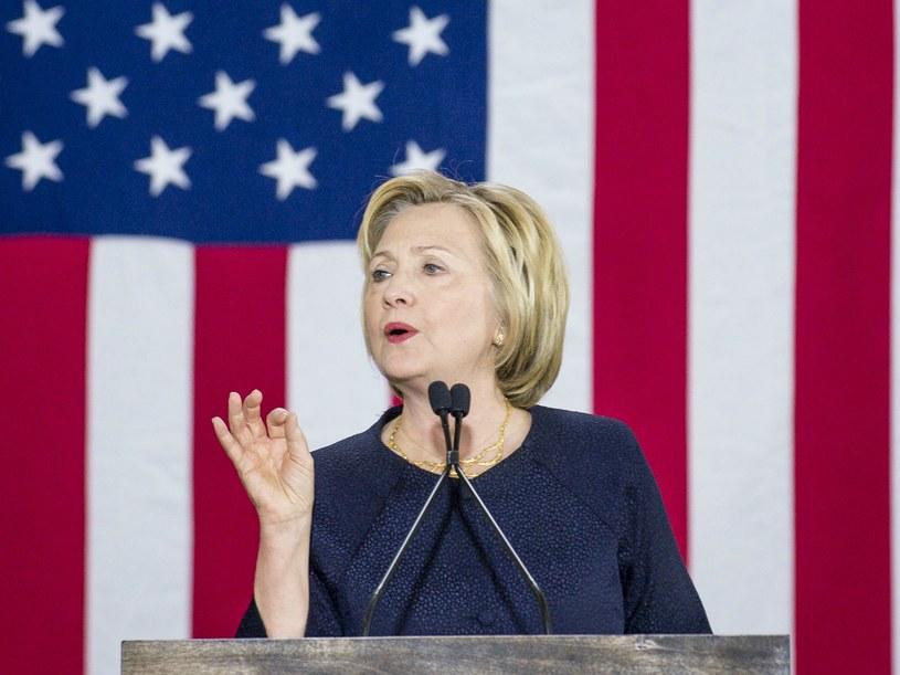 - Hillary Clinton wygrała we wtorek prawybory Partii Demokratycznej w stołecznym Dystrykcie Kolumbii /Angelo Merendino / GETTY IMAGES NORTH AMERICA / AFP /AFP