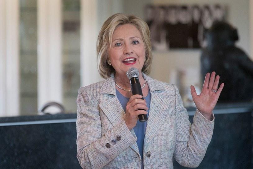 Hillary Clinton /Scott Olson /AFP