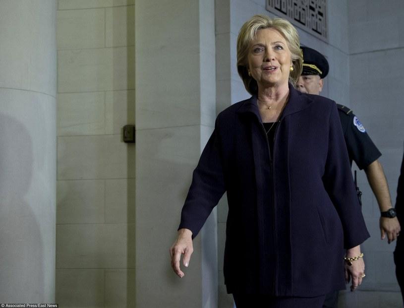 Hillary Clinton /East News