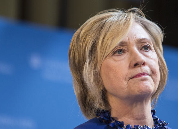 Hillary Clinton /Natan Dvir /East News