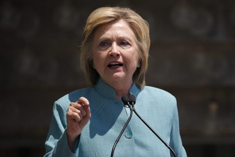 Hillary Clinton /DOMINICK REUTER /PAP