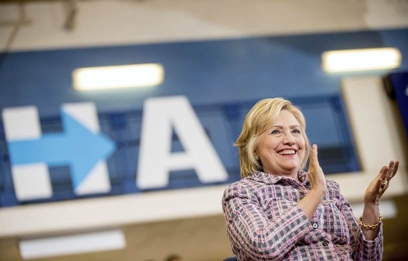 Hillary Clinton /AP/FOTOLINK /East News