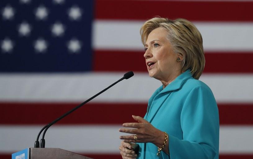 Hillary Clinton /Carolyn Kaster /AP