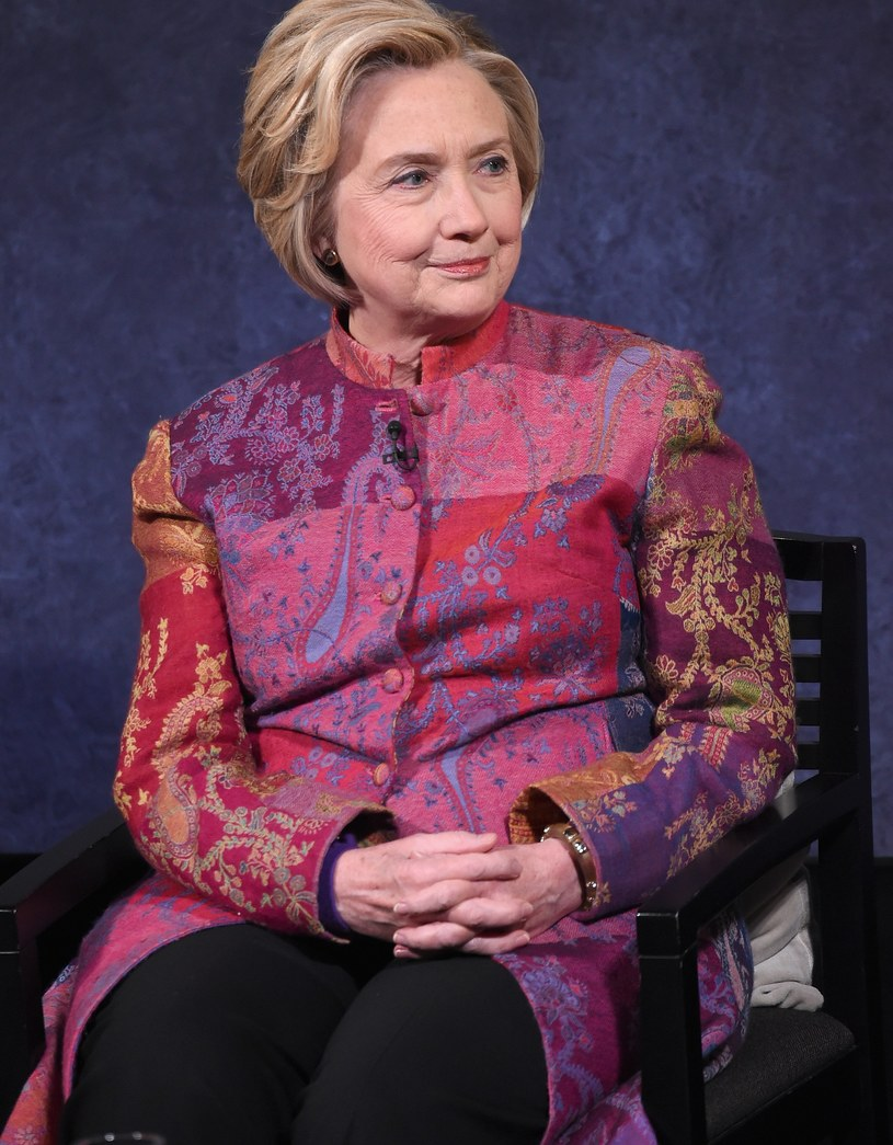 Hillary Clinton / Jamie McCarthy / Staff /Getty Images