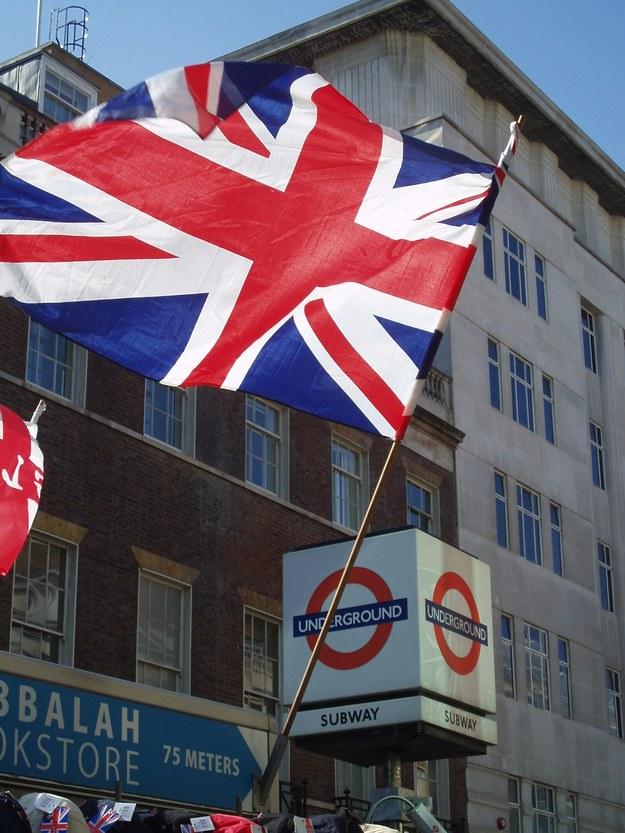 """Hilton: Stosowanie negatywnej retoryki wobec obcokrajowców pracujących w Zjednoczonym Królestwie jest """"całkowicie błędne"""" /Michał Zieliński  /Archiwum RMF FM"""