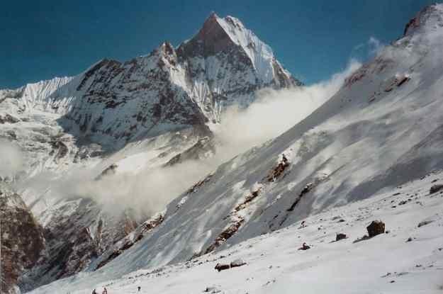 Himalaje energetycznym centrum świata? /stock.xchng