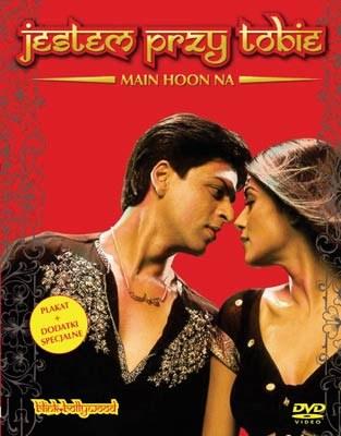 """Hinduskie """"Jestem przy tobie"""" - ostatnia premiera firmy Gutek Film /"""
