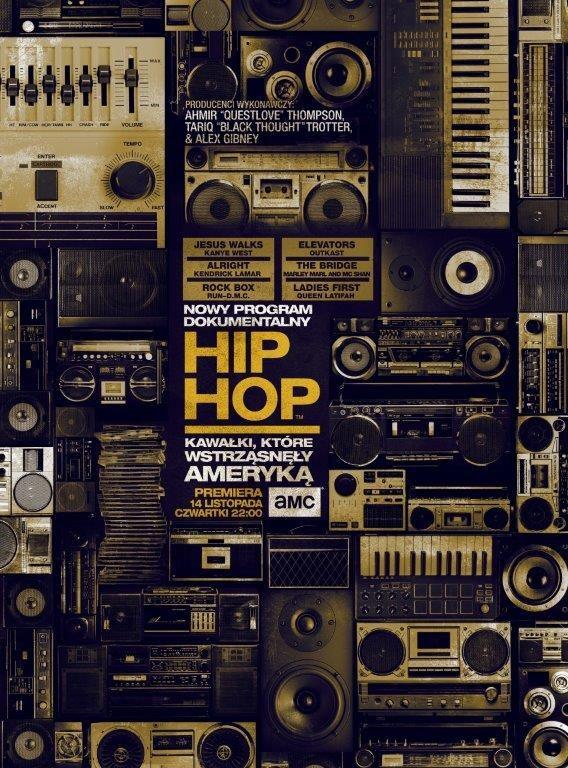 """""""Hip hop: kawałki, które wstrząsnęły Ameryką"""" można będzie oglądać od 14 listopada /materiały prasowe"""